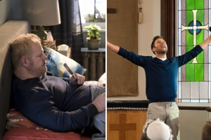DVonTV the-jim-gaffigan-show-and-impastor