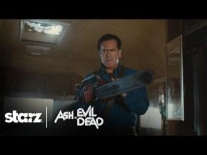 DVonTV - Ash vs Evil Dead