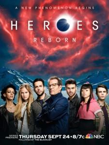 DVonTV - Heroes Reborn