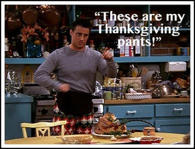 thanksgiving pants - DVonTV